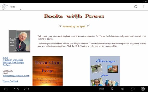 BooksWithPower poster