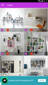 Bookshelf Gallery poster