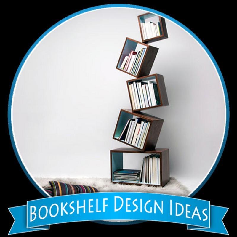 buecherregal design ideen, bücherregal design-ideen apk-download - kostenlos lifestyle app für, Design ideen