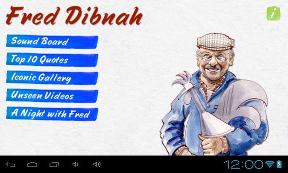 Fred Dibnah apk screenshot