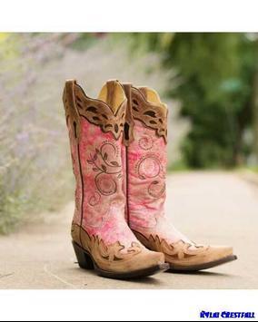 Boots Model Designs apk screenshot