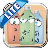 Juego educativo MusicBottles icon