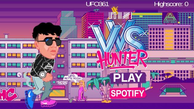 VVS Hunter poster