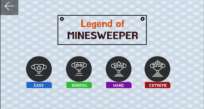 Legend of MINESWEEPER apk screenshot