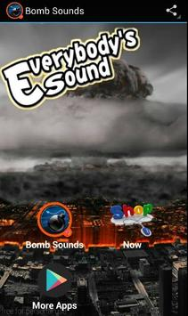 Bomb Sounds poster