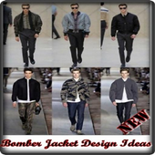 Bomber Jacket Design Ideas icon