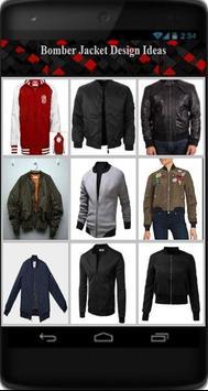 Bomber Jacket Design Ideas poster