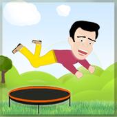Flying Fluck (Trampoline) icon