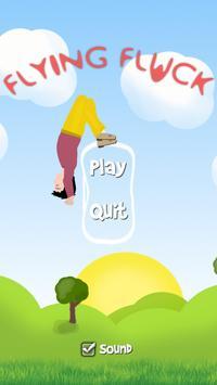 Flying Fluck (Trampoline) screenshot 4
