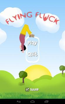 Flying Fluck (Trampoline) screenshot 6