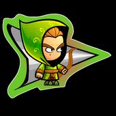 Arrow Way: Bubble shooter game icon