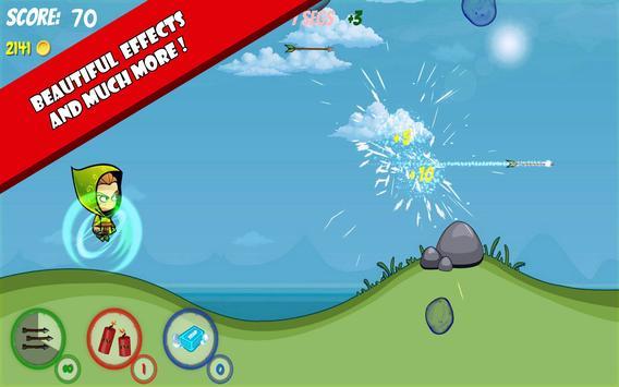 Arrow Way: Bubble shooter game screenshot 13