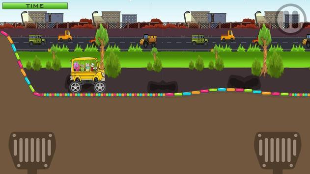 Paw Puppy Bus screenshot 1