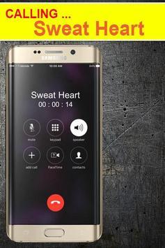fake call my girlfriend screenshot 1