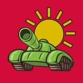 Installing Game android antagonis Tank hunter 3D APK