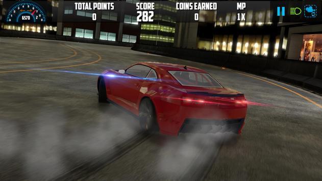 Burnout Drift poster