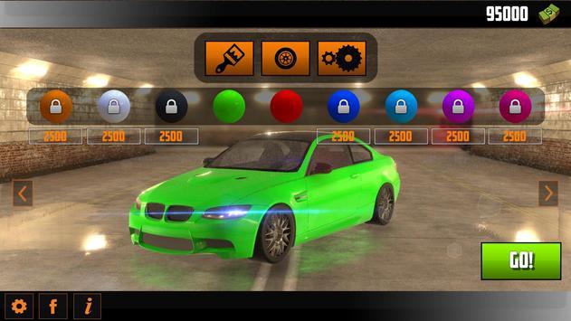Burnout Drift screenshot 3