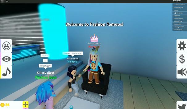 Guide for Fashion Frenz Show screenshot 1