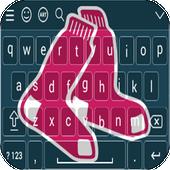 Boston Red Sox Keyboard Theme icon