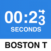 Boston T Seconds icon