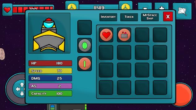 Pocket Space apk screenshot