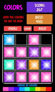 Colors 2048 screenshot 3
