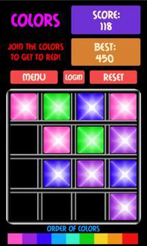 Colors 2048 screenshot 2