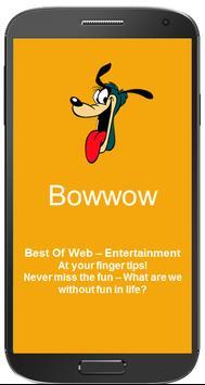 Bowwow poster