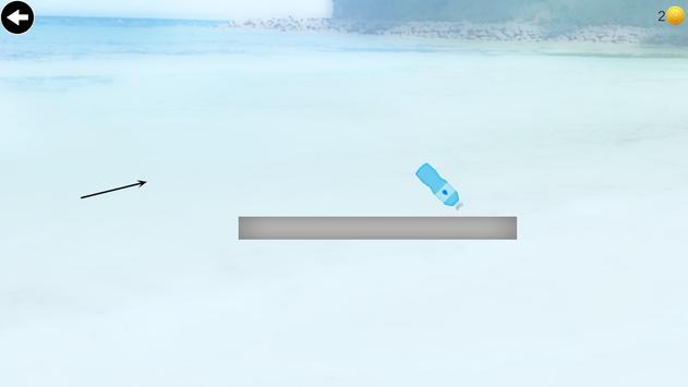 water bottle flipping game screenshot 2