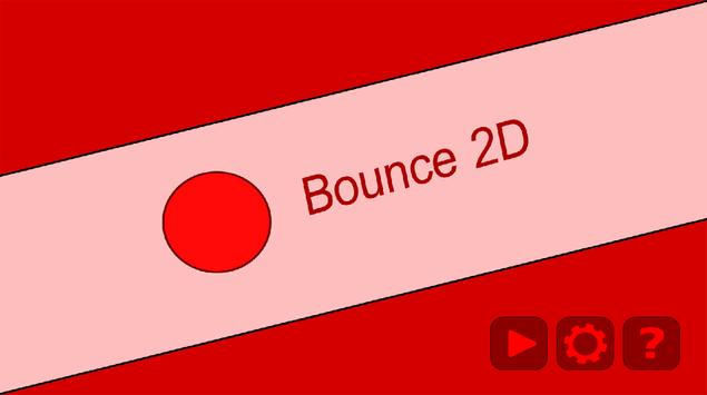 Bounce 2D poster