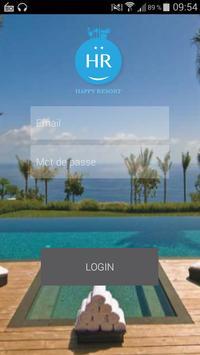 Happy Resort poster