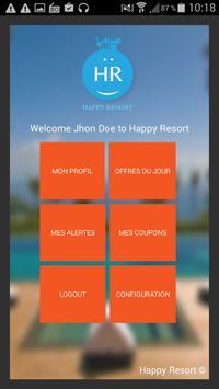 Happy Resort screenshot 1