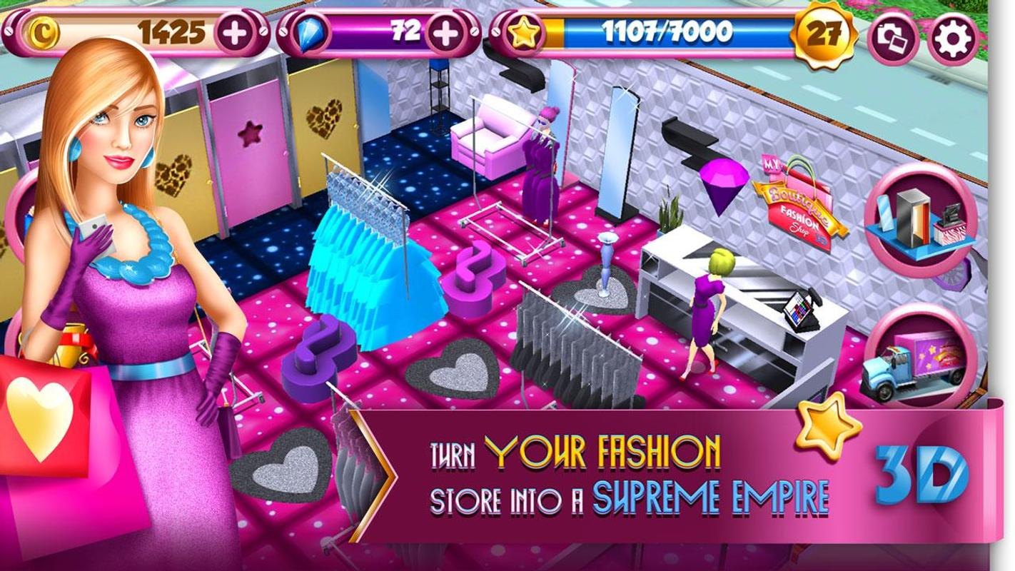 Fashion boutique game free download 31
