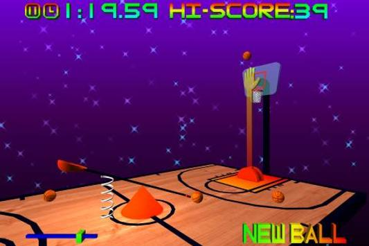 Killer Basket apk screenshot