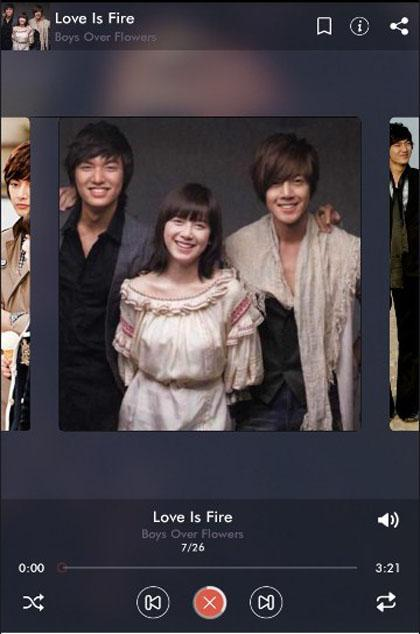 Boys Over Flowers Songs Mp3 for Android - APK Download