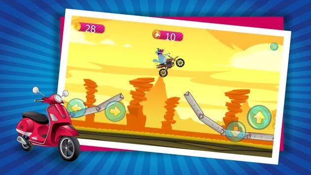 Oggii Motobike apk screenshot