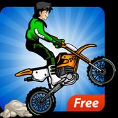 SUPER BEN MOTORBIKE 10 icon