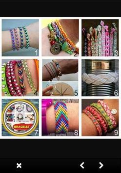 DIY Bracelet Tutorials screenshot 3