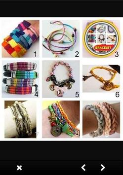 DIY Bracelet Tutorials screenshot 1