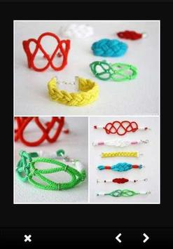 DIY Bracelet Tutorials screenshot 2
