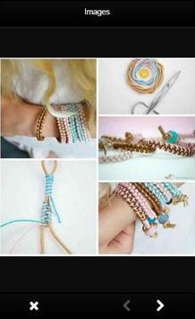 DIY Bracelet Ideas poster