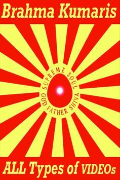 Brahma Kumaris Songs Meditation Murli VIDEOs App poster