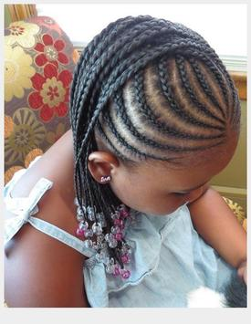 Braid Hairstyle For Kids screenshot 4