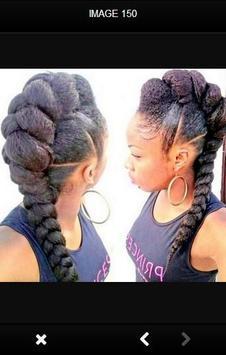 Braid Hairstyle for Black Girl screenshot 4
