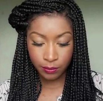Braid Hairstyle for Black Girl screenshot 6