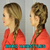 Braid Hairstyles icon