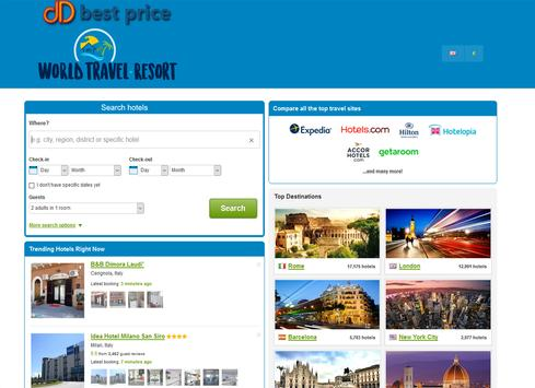 WTRbestpricehotel: Best Price Guaranteed Booking apk screenshot