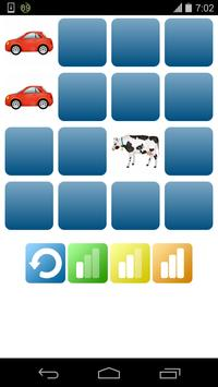 brain memory game screenshot 1