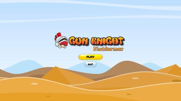 GunKnight poster