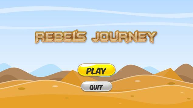 Rebel's Journey poster